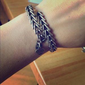 Alex and Ani gypsy wrap bracelet